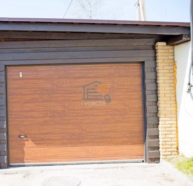 гаражні ворота тернопіль ціни