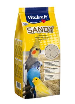Vitakraft Sandy гигиенический песок для птиц 2,5кг