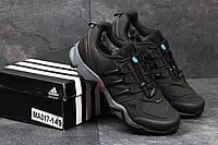 Мужские зимние спортивные кроссовки больших размеров Adidas (3540)