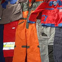Спецовки и рабочая одежда секонд-хенд Код: TAH