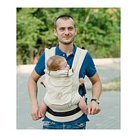 Эрго рюкзак Малышастик Basic Менди