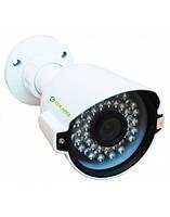 POE IP камера охранного видеонаблюдения COLARIX CAM-IOF-020 1Мп, f2.8мм.