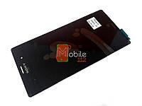 Модуль для Sony D6603 Xperia Z3/ D6633/ D6643/ D6653 (Дисплей + тачскрин), чёрный