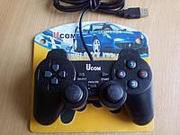 Джойстик Игровой Геймпад Для ПК С Функцией Вибрации.Джойстик USB PS -704