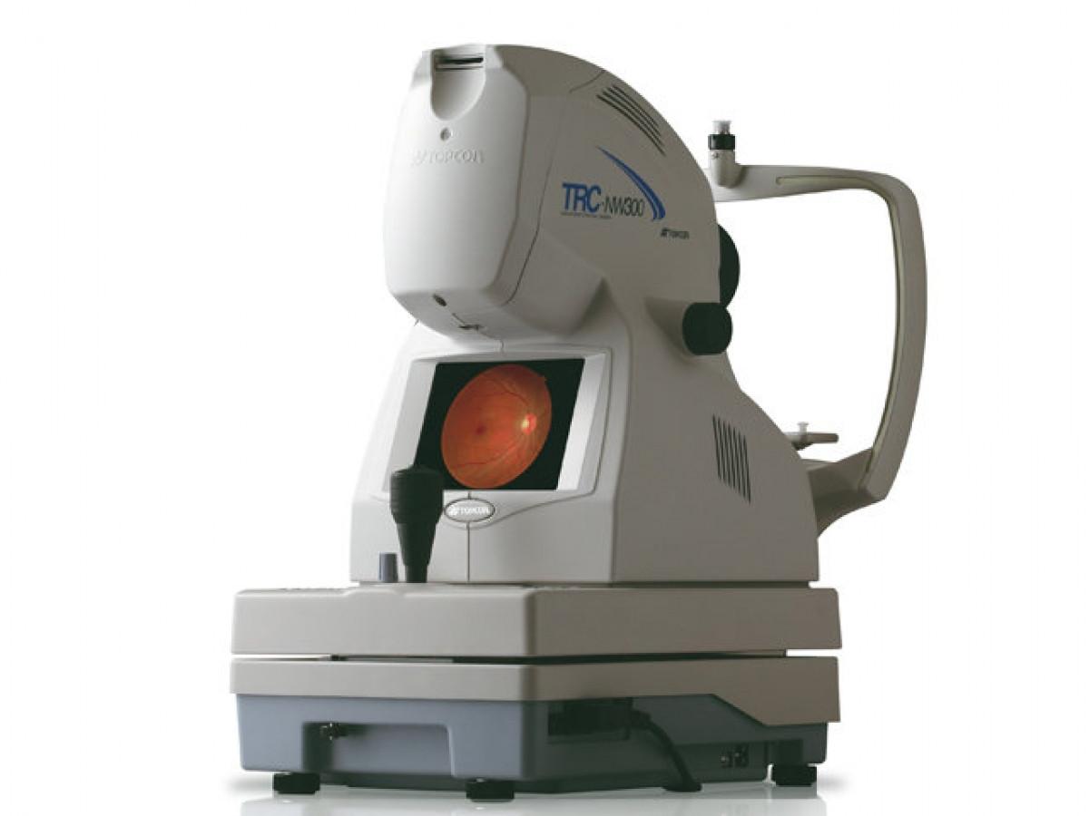 Фундус-камера Topcon TRC NW 300