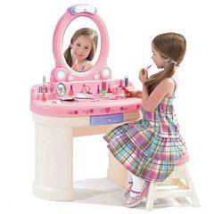Игровые столики и наборы красоты для девочек