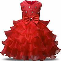 Пышное платье на 2-3 года