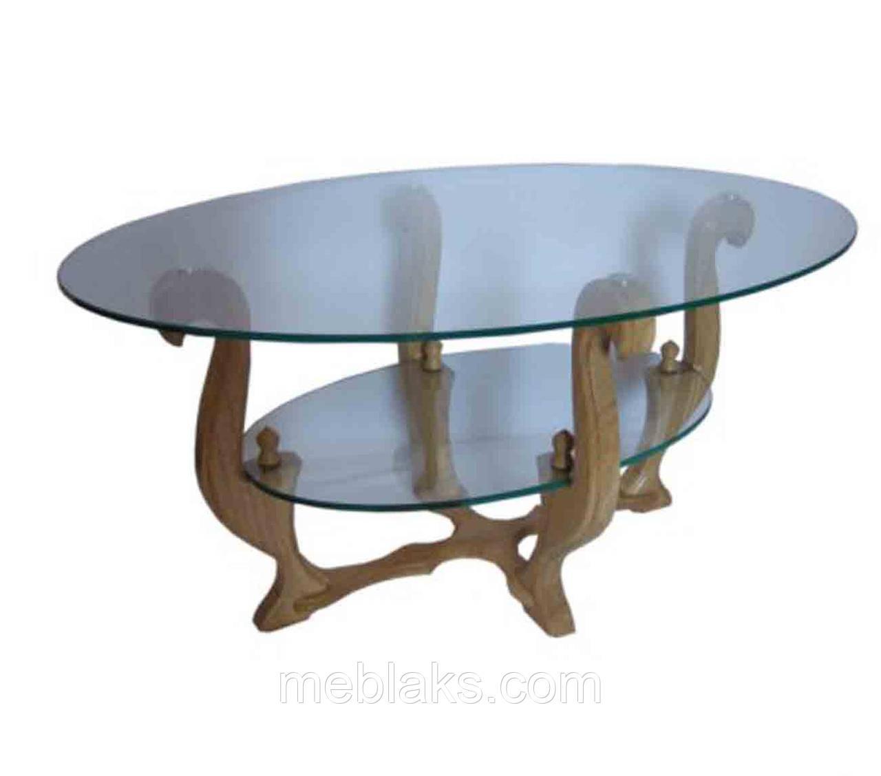 """Журнальный стеклянный стол """"Гранд"""""""