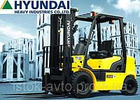Дизельный погрузчик Hyundai 33DF-7