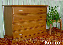 """Комод деревянный """"Конго"""", фото 2"""