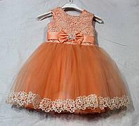 Детское платье, бант, купить детское платье со склада /03/  NP- 0003