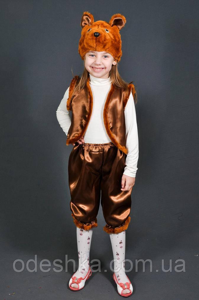 Детский карнавальны костюм Медведя -