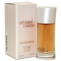 Giorgio Armani Mania Femme  100 ml.   Лицензия