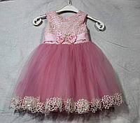 Детское платье, бант, купить детское платье со склада /07/ NP- 0007