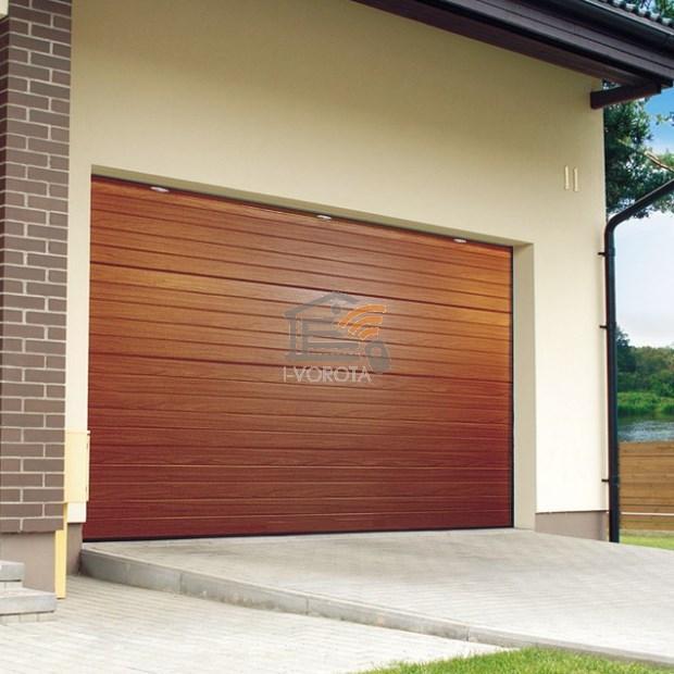 ворота для гаража автоматические