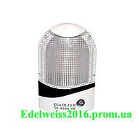 QL-8884 1W Ночник диод, с датчиком освещенности