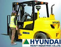 Дизельный погрузчик Hyundai 40D-7Е, фото 1