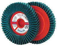 Полировальный диск с вертикальными ламелями для нержавеющей стали P-WA Medium Dronco 5512306