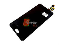 Модуль для Meizu M3s, M3s mini (Дисплей + тачскрин), черный оригинал PRC