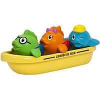"""Іграшка для ванної """"Школа рибалок"""" від Munchkin"""