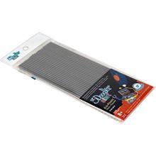 Набор стержней для 3D-ручки 3Doodler Start (серый, 24 шт)