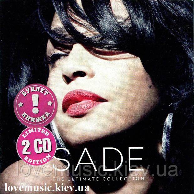 Музичний сд диск SADE The ultimate collection (2011) (audio cd)