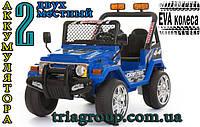 детский электромобиль джип Passable