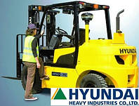 Дизельный погрузчик Hyundai 50D-7Е, фото 1