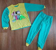 Пижама трикотаж+начес Утка