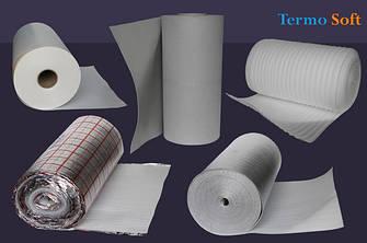Материалы для теплоизоляции и звукоизоляции