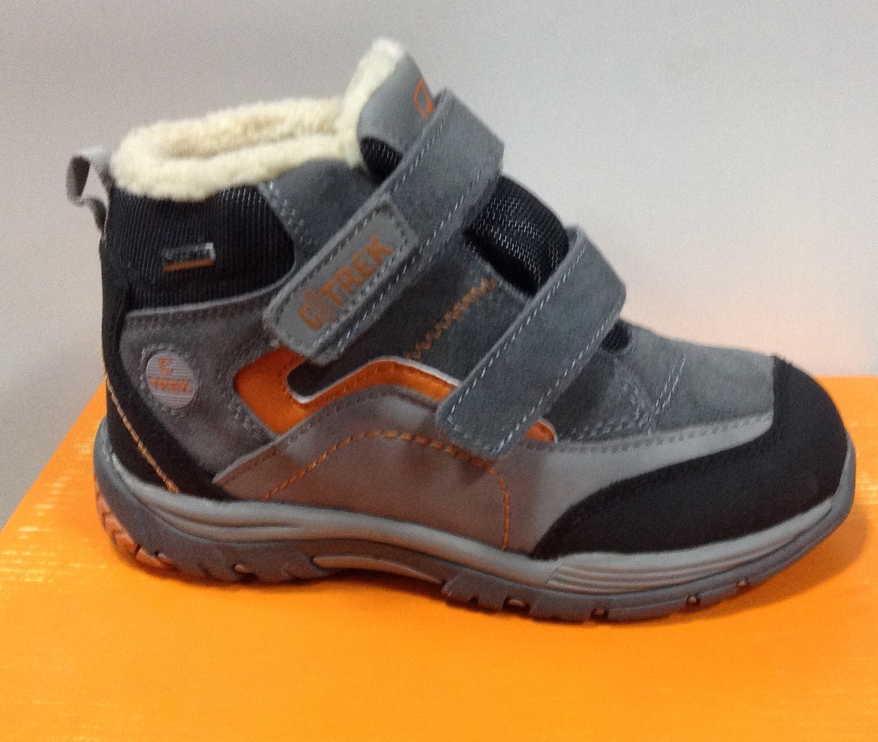 Ботинки для мальчика зимние CHICCO не высокие POLAR  продажа 0b9fbcf456d56