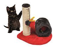 Croci C6098669  Когтеточка Мистический туннель для котят 23 x 19 x 22 cm