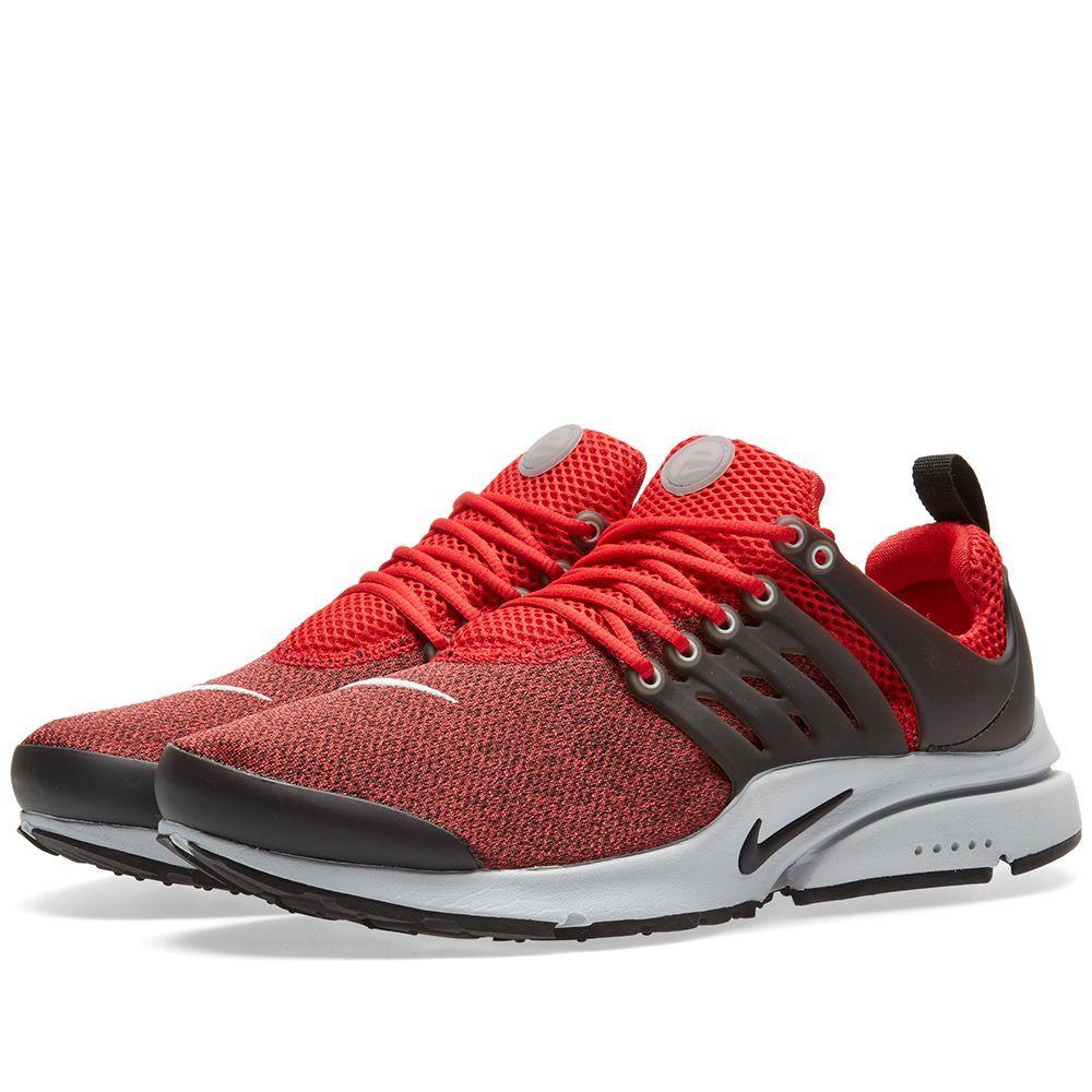 78d4b956 Оригинальные Кроссовки Nike Air Presto Essential University Red — в ...