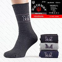 Мужские носки купить оптом MQ-006 Z. В упаковке 12 пар, фото 1