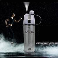 Бутылка для воды New B, 600 мл. Черный цвет