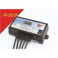 Командный контроллер PK-20/2P насоса ЦО и ГВС