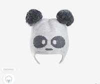 Зимняя детская вязаная шапка Mori Baby (Англия)