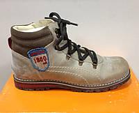 Ботинки для мальчика кожаные СHICCO р.33 CARDELINO, фото 1