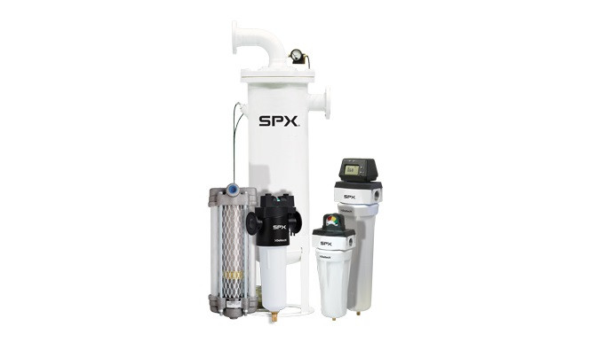 Фильтр для очистки сжатого воздуха SPX DELTECH