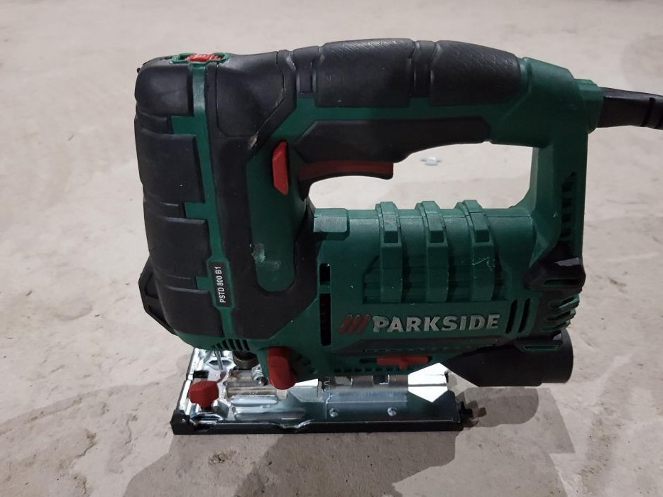 електро лобзик Parkside Pstd 800 B1