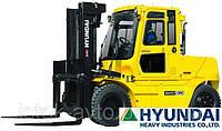Дизельный погрузчик Hyundai 80D-7Е, фото 1