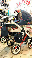 "Дитяча коляска Adamex Aspena World Collection "" Red Bus"""