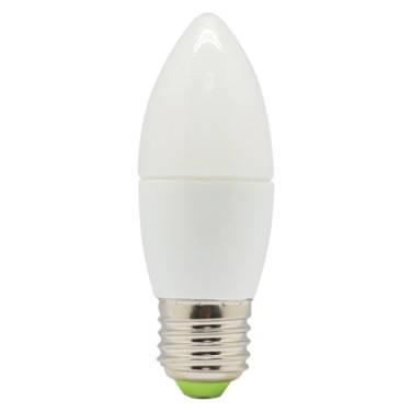 Светодиодная лампа Feron LB-97 C37 E27 7W 4000K 230V Код.57948, фото 2