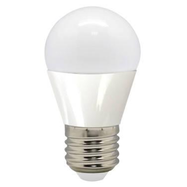 Светодиодная лампа Feron LB-95 G45 E27  7W 2700K 230V Код.57949, фото 2