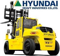 Дизельный погрузчик Hyundai 140D-7Е