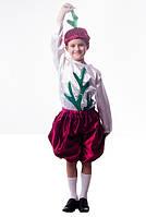 Бурячок карнавальный костюм для мальчика