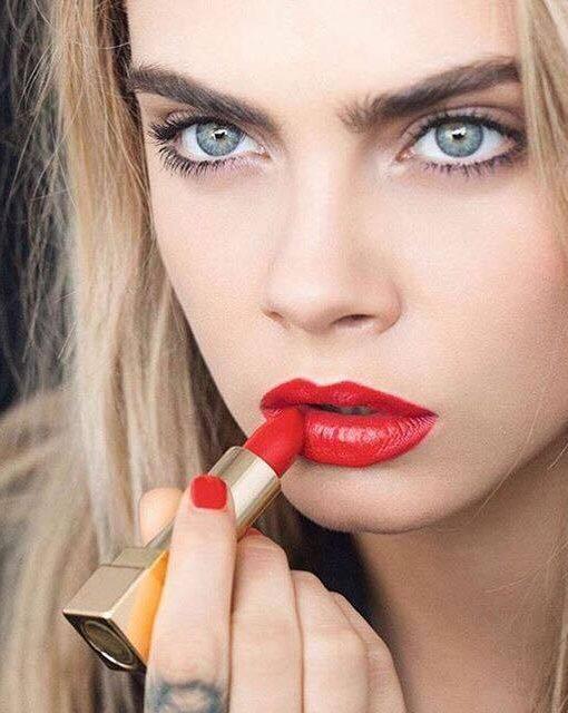 Увлажняющая помада YVES SAINT LAURENT Rouge pur couture