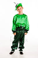 Огурец карнавальный костюм для мальчика