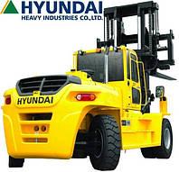 Дизельный погрузчик Hyundai 180D-7Е