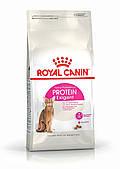 Корм для котов привиредливых к составу еды Royal Canin Exigent Protein, 400 г